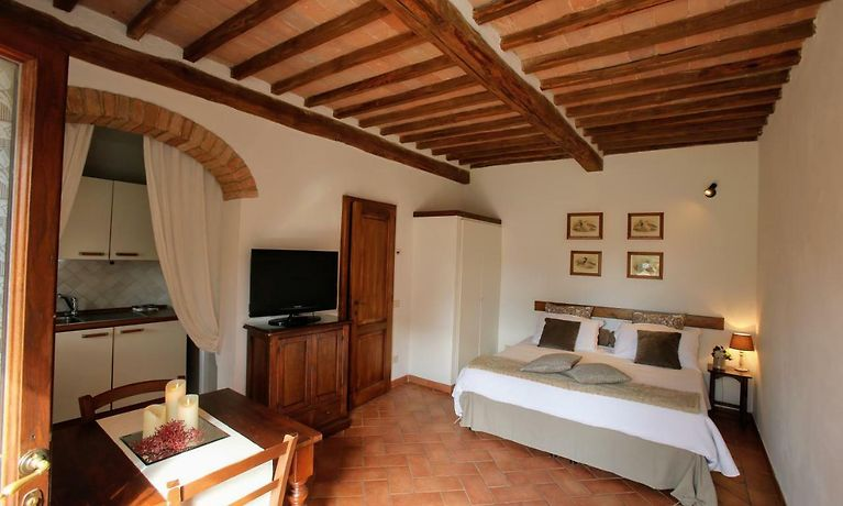 Maison D Hotes L Aia Country Holidays A Sienne